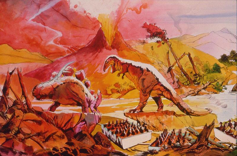 UOE Dinosaurs