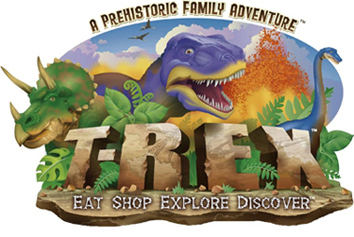 T-Rex Cafe Offering a Special Breakfast with Santa Event