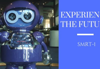 Experience the Future with SMRT-1